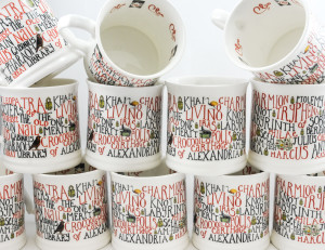 The Cleo Mug Full of History
